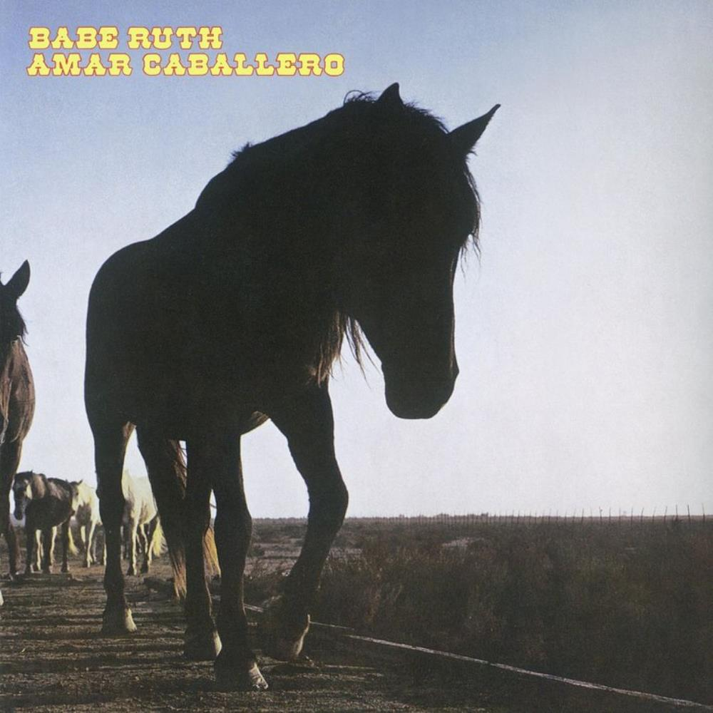 Amar Caballero by BABE RUTH album cover