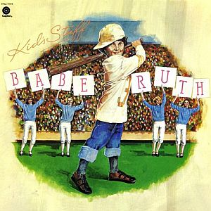 Babe Ruth - Kid's Stuff CD (album) cover