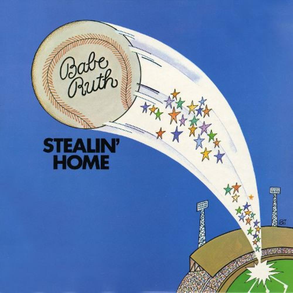 Stealin' Home by BABE RUTH album cover