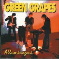 Green Grapes  by ALLUMINOGENI, GLI album cover