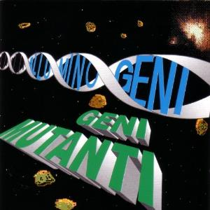 Gli Alluminogeni - Geni Mutanti  CD (album) cover