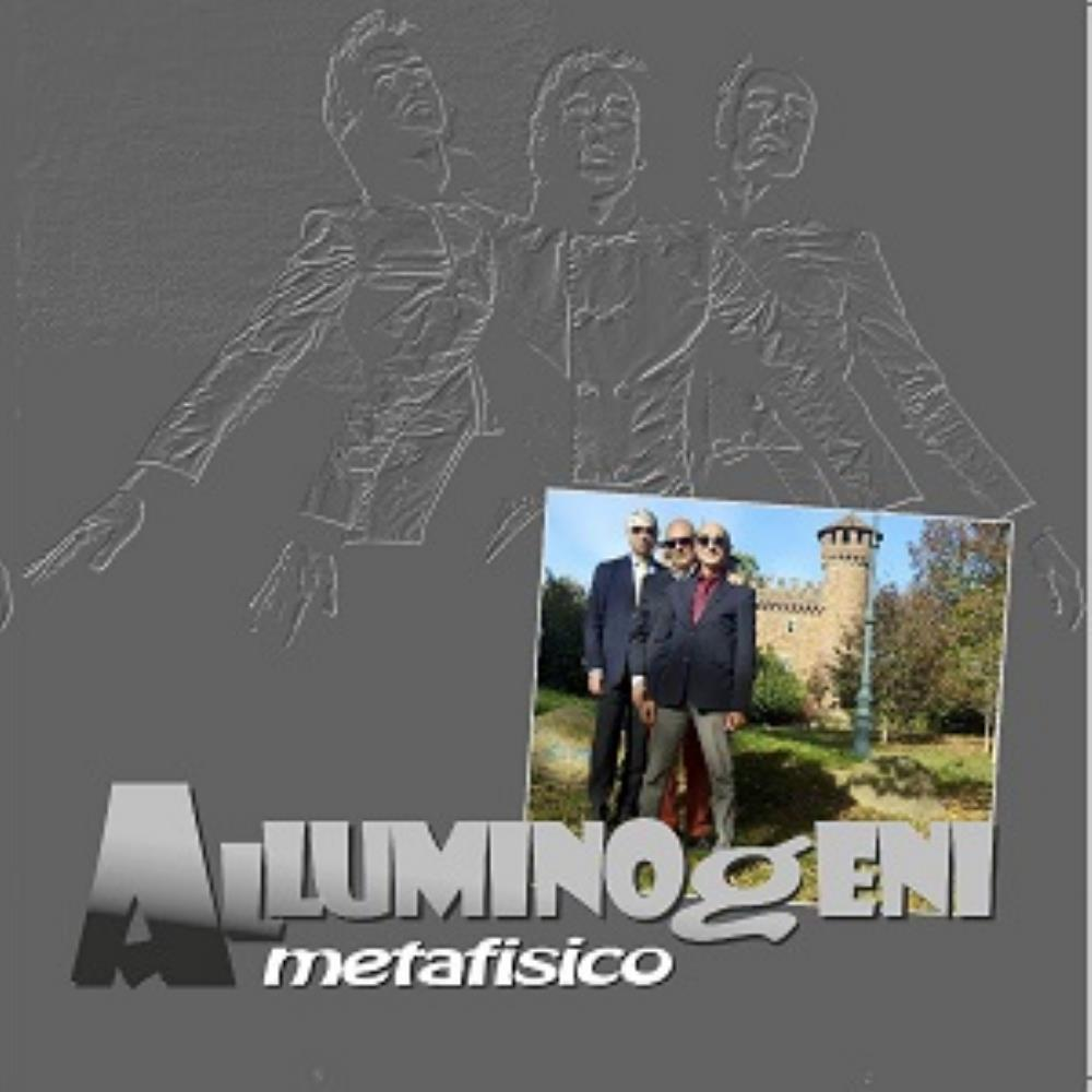 Metafisico by ALLUMINOGENI, GLI album cover