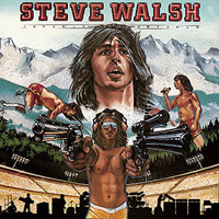 Steve Walsh - Schemer Dreamer  CD (album) cover