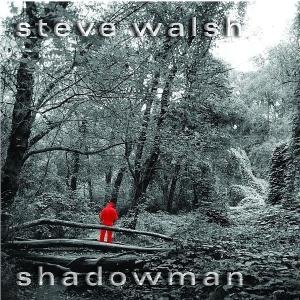 Steve Walsh - Shadowman CD (album) cover