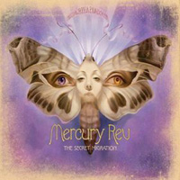 Mercury Rev - The Secret Migration CD (album) cover