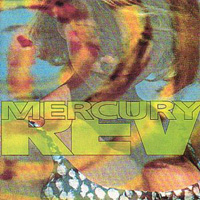 Mercury Rev Yerself Is Steam album cover