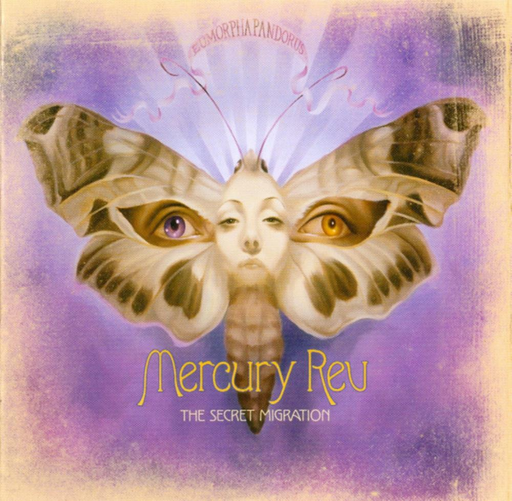 The Secret Migration by MERCURY REV album cover