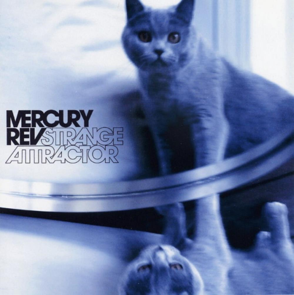 Strange Attractor by MERCURY REV album cover