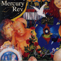 Mercury Rev All Is Dream album cover