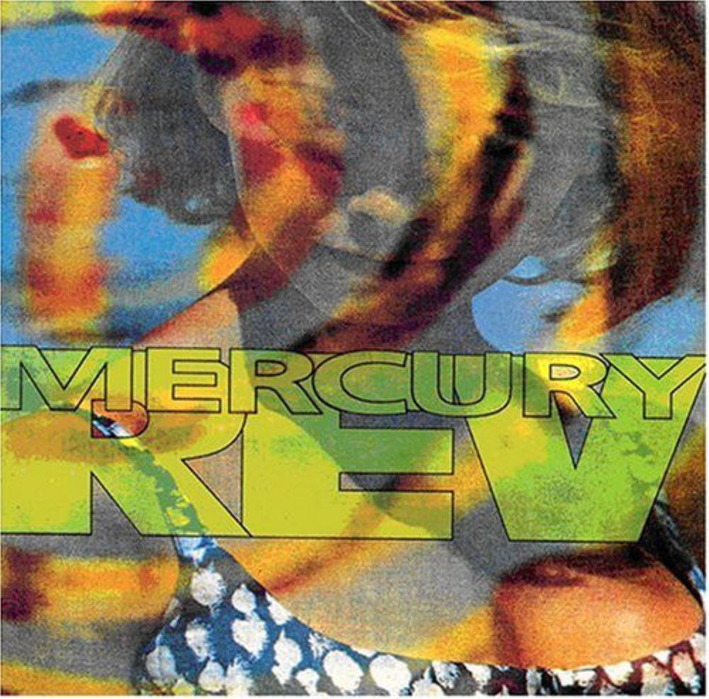 Yerself Is Steam by MERCURY REV album cover