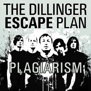 The Dillinger Escape Plan Plagiarism album cover