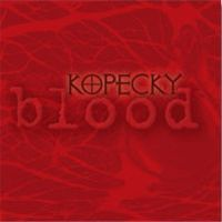 Kopecky Blood album cover