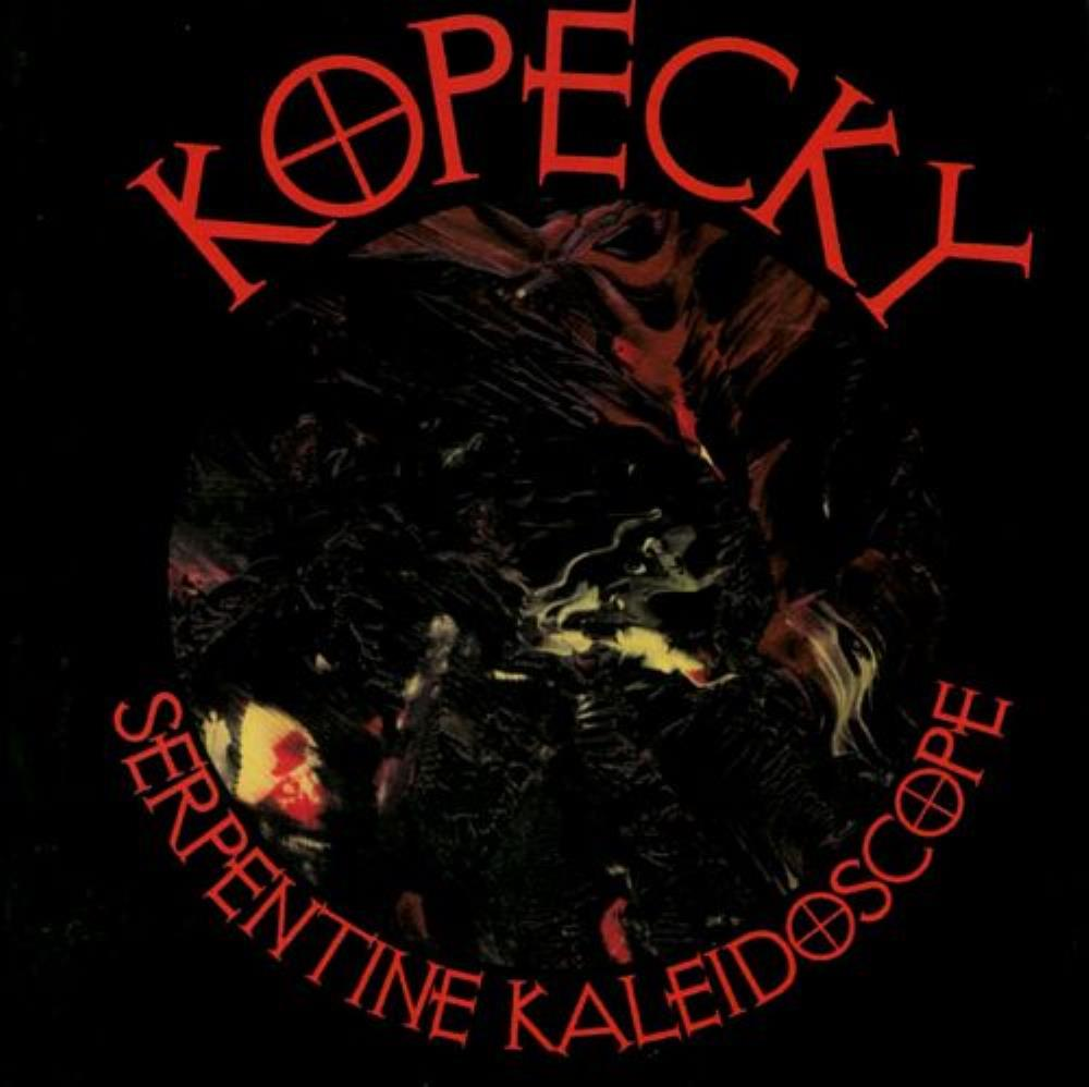 Kopecky Serpentine Kaleidoscope album cover