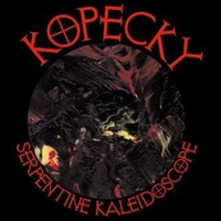 Serpentine Kaleidoscope by KOPECKY album cover