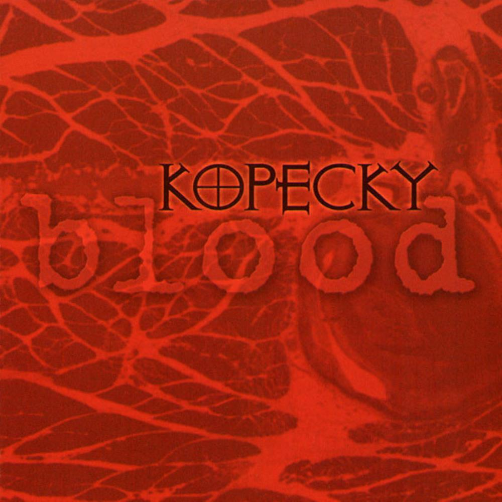 Kopecky - Blood CD (album) cover