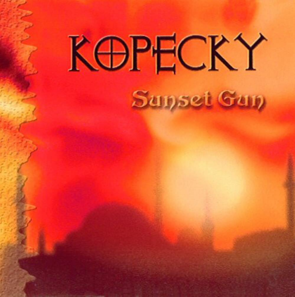 Sunset Gun by KOPECKY album cover