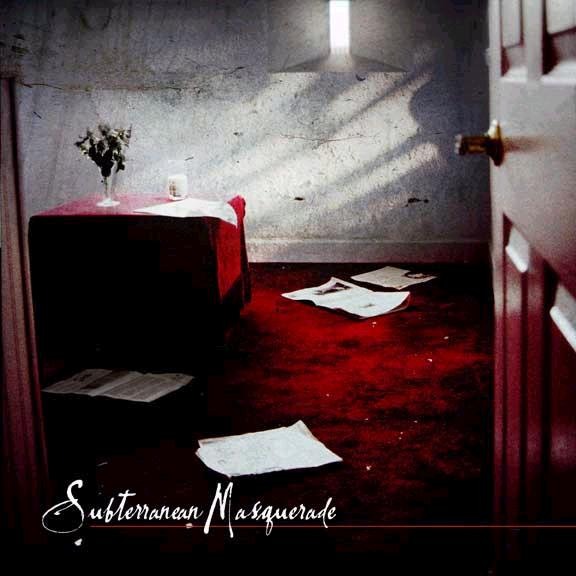 Subterranean Masquerade - Temporary Psychotic State CD (album) cover