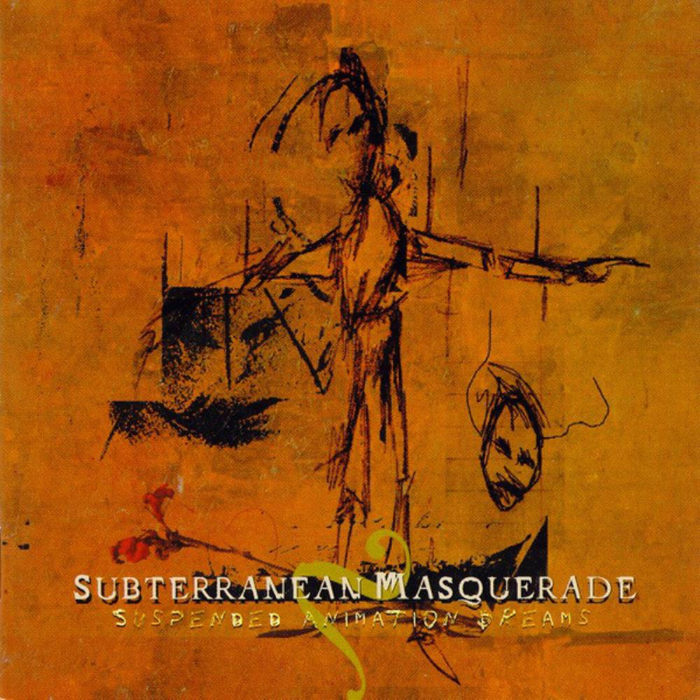Subterranean Masquerade - Suspended Animation Dreams CD (album) cover