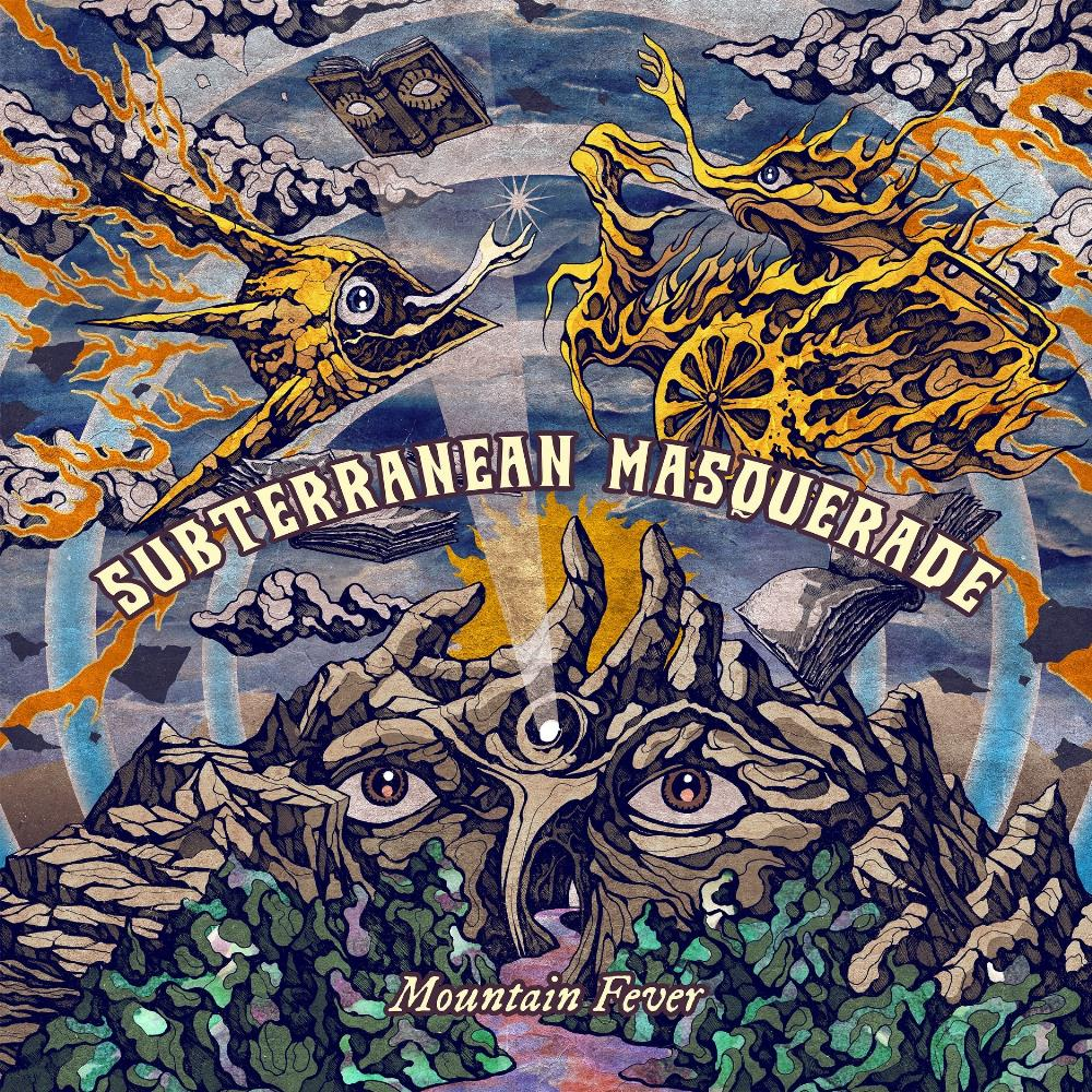 Mountain Fever by SUBTERRANEAN MASQUERADE album cover