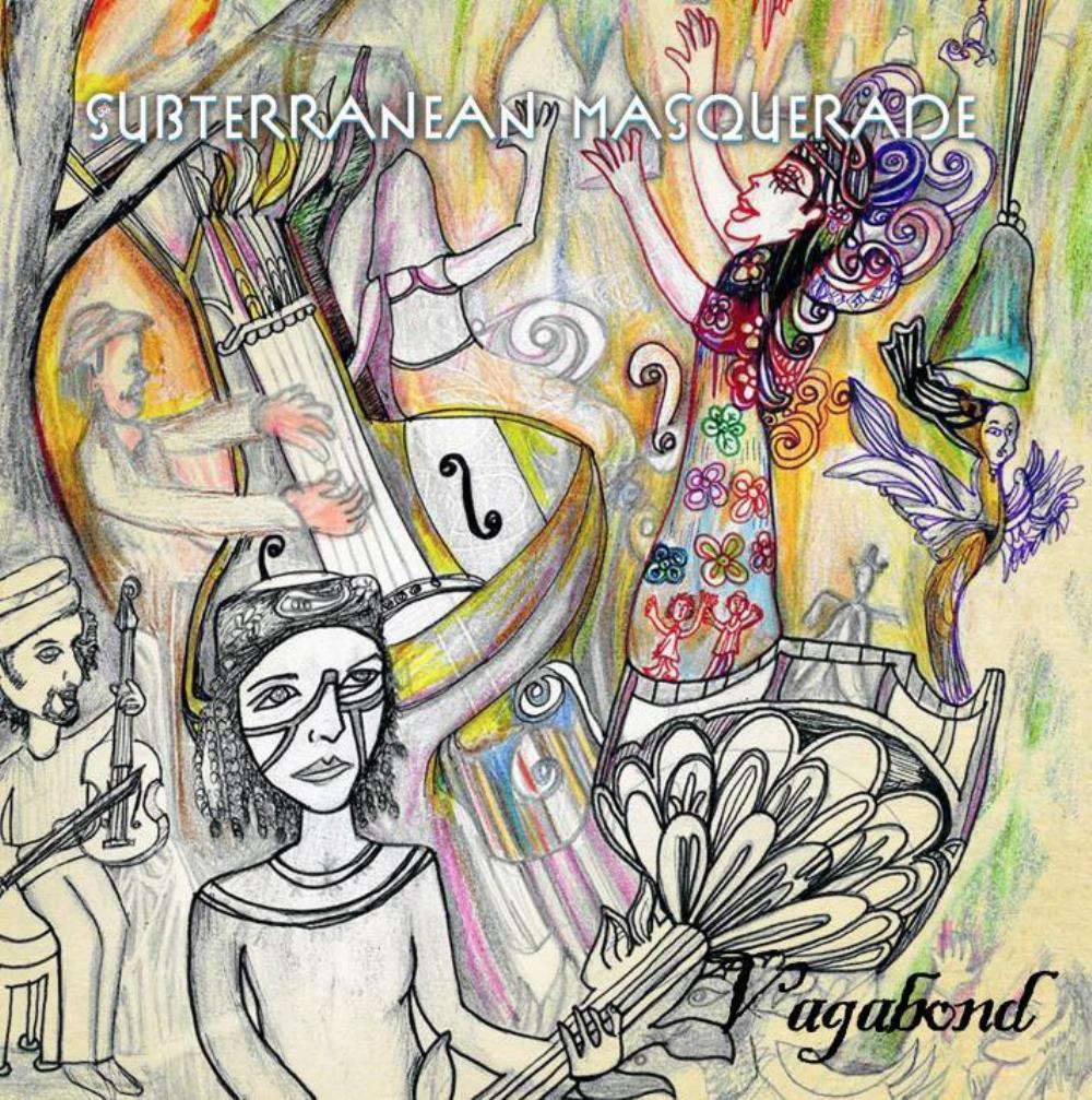 Vagabond by SUBTERRANEAN MASQUERADE album cover