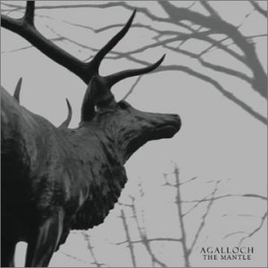 Agalloch - The Mantle CD (album) cover
