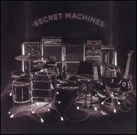 The Road Leads Where It's Led by SECRET MACHINES, THE album cover
