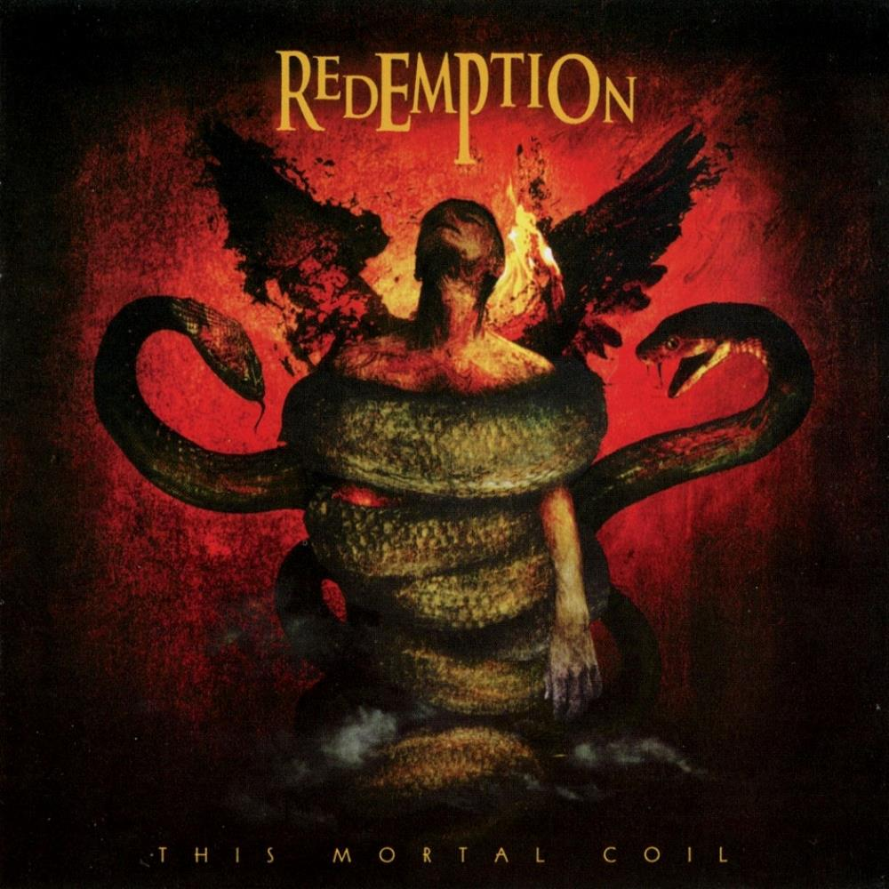 Redemption This Mortal Coil album cover