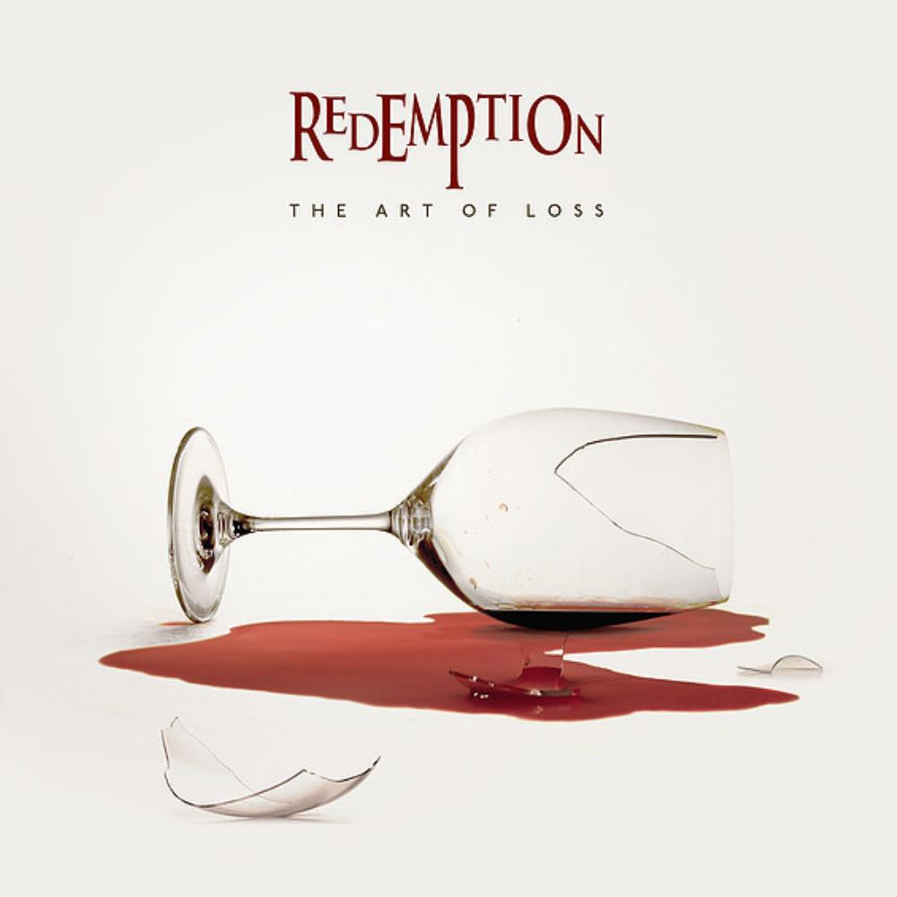 Redemption The Art Of Loss album cover