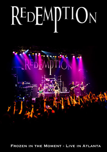 Redemption - Frozen In The Moment - Live In Atlanta CD (album) cover