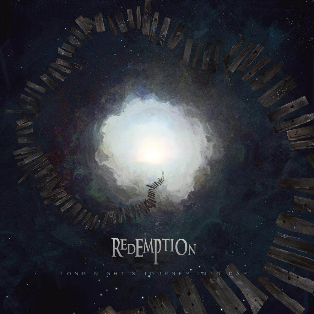 Redemption - Long Night's Journey Into Day CD (album) cover