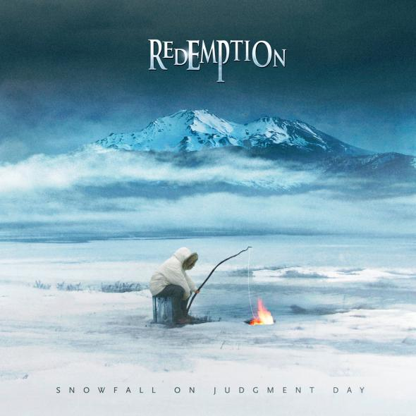 Snowfall On Judgment Day by REDEMPTION album cover