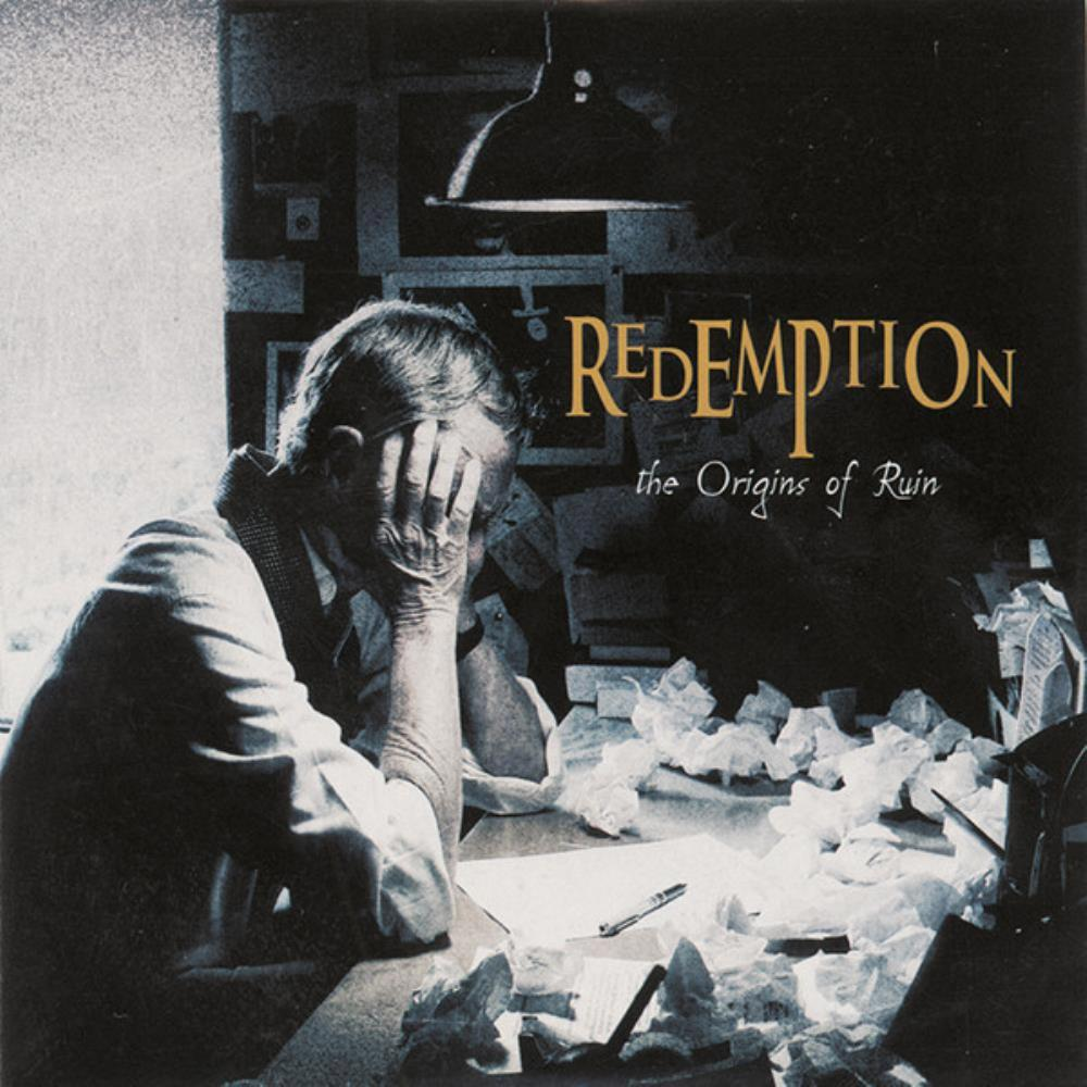 Redemption - The Origins Of Ruin CD (album) cover
