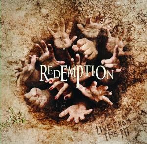Live From the Pit by REDEMPTION album cover