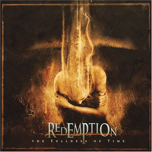 Redemption - The Fullness Of Time CD (album) cover