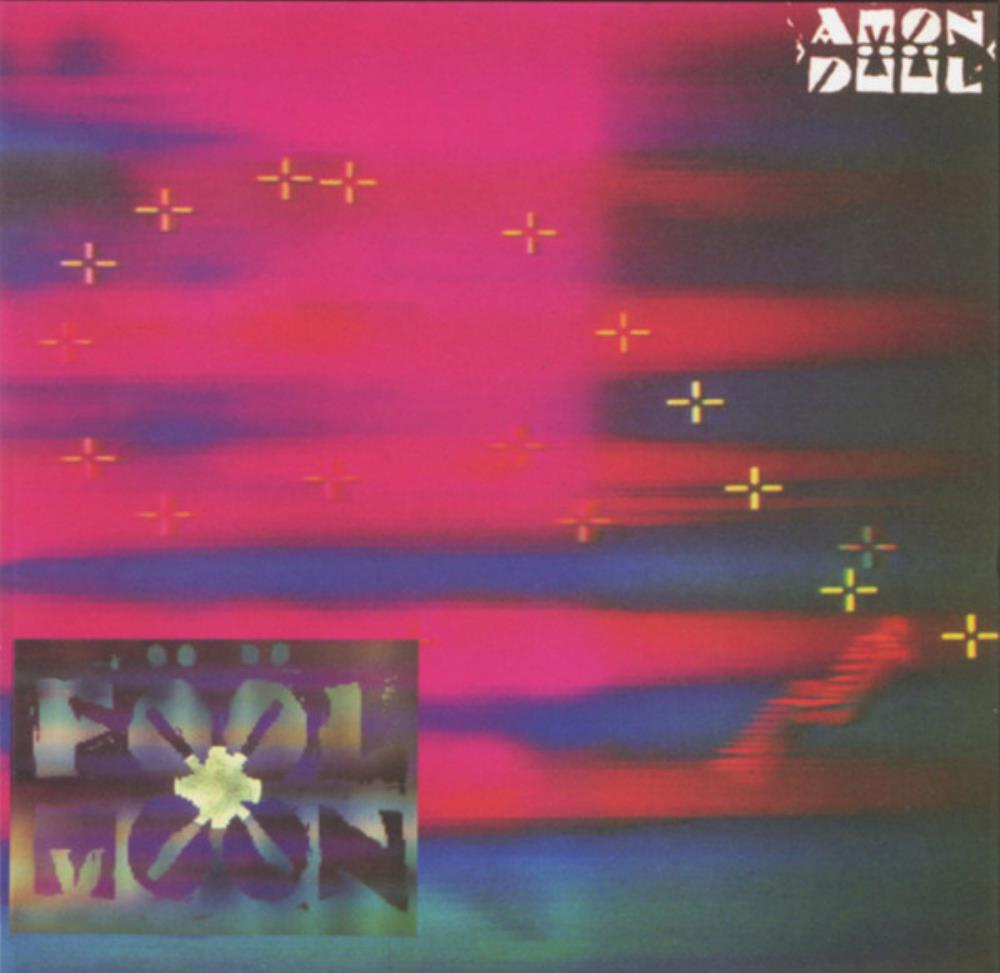Fööl Moon by AMON DÜÜL album cover