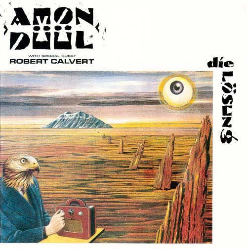 Amon D��l - Die L�sung CD (album) cover