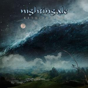Nightingale Retribution album cover