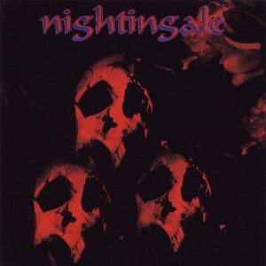 Nightingale The Breathing Shadow album cover