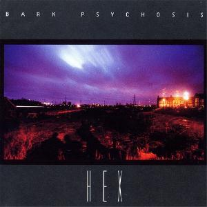 Hex by BARK PSYCHOSIS album cover