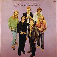 Liliental - Liliental CD (album) cover