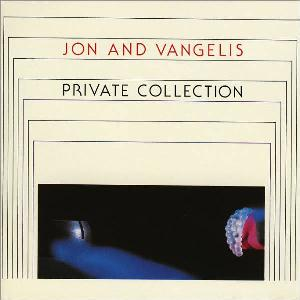 Jon & Vangelis - Private Collection CD (album) cover