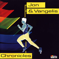 Jon & Vangelis Chronicles album cover