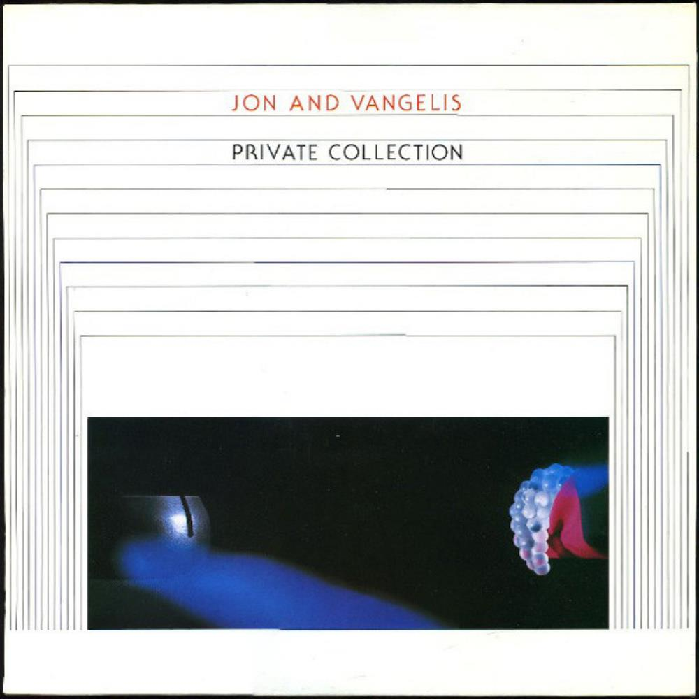 Private Collection by JON & VANGELIS album cover