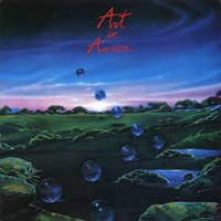 Art In America by ART IN AMERICA album cover