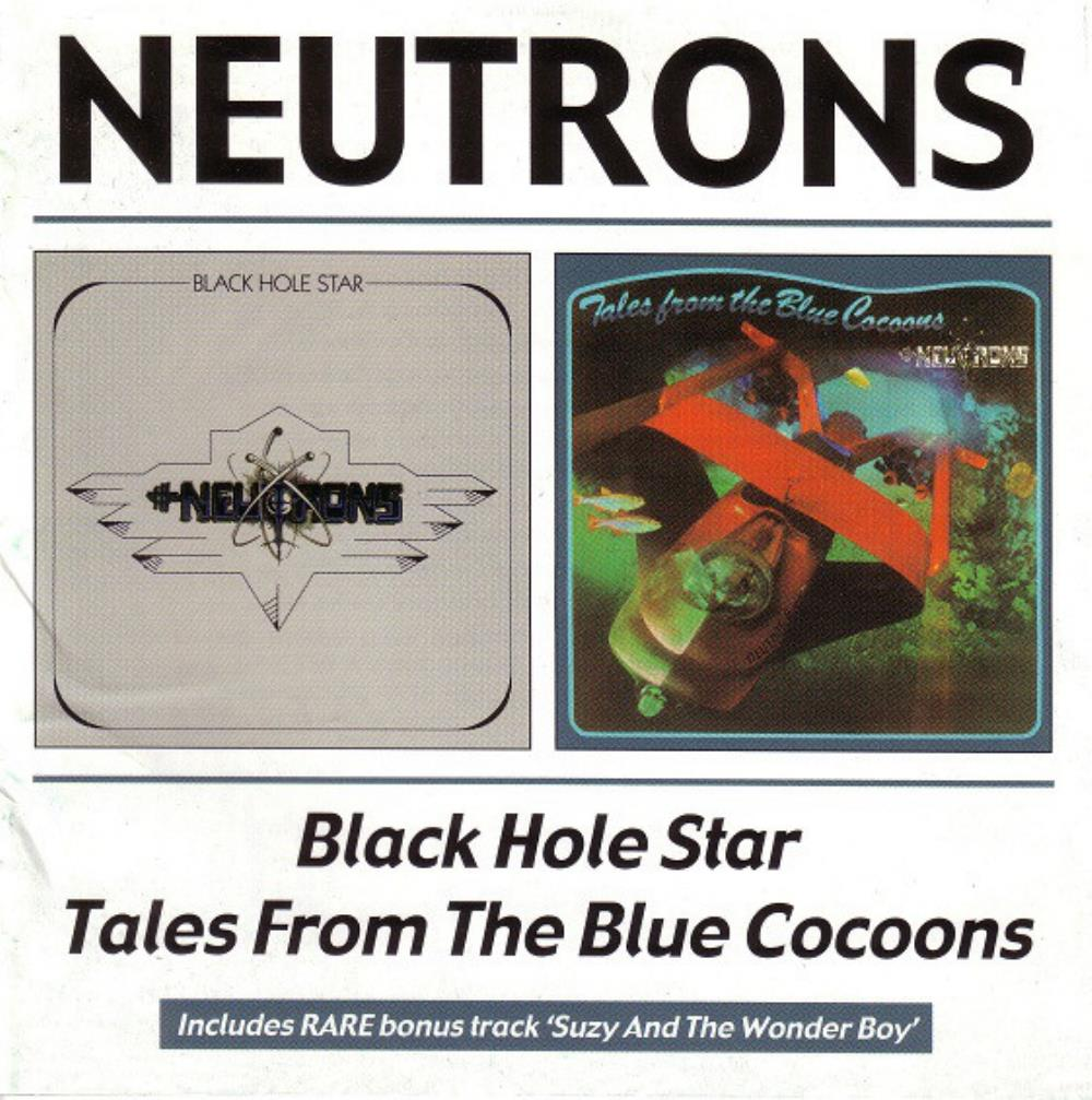 Black Hole Star / Tales from the Blue Cocoons by NEUTRONS album cover