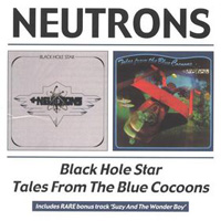 Neutrons Black Hole Star / Tales From the Blue Cocoons album cover