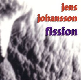 Jens Johansson - Fission CD (album) cover