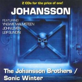Jens Johansson The Johansson Brothers / Sonic Winter album cover