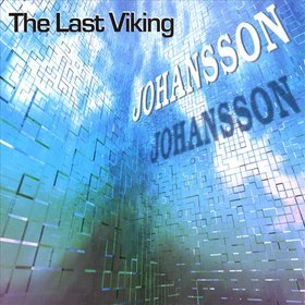 Jens Johansson - The Last Viking CD (album) cover