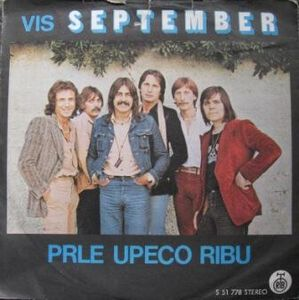 September Prle Upeco Ribu album cover